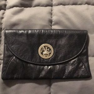 American Eagle Outfitters black clutch